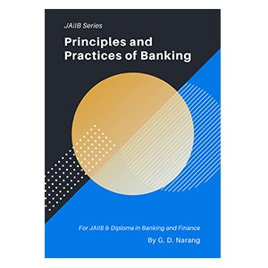 JAIIB Books - Principles and Practices of Banking