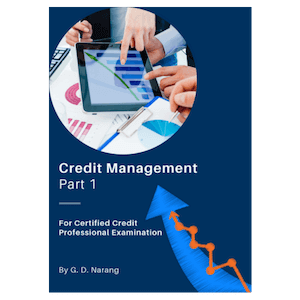Certified Credit Professional Banking Book