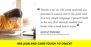 Are JAIIB and CAIIB tough to crack_