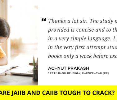 Are JAIIB and CAIIB tough to crack_